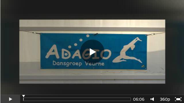 Optreden Adagio in Oostduinkerke